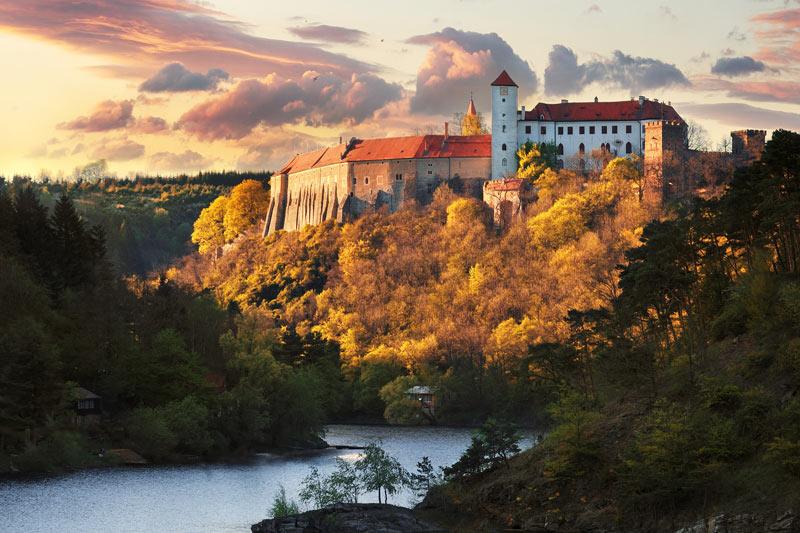 Bítov República Checa Castillos y Palacios © Ladislav Renner - 'La ruta roja' de los castillos checos: espíritus, asesinatos y enigmas
