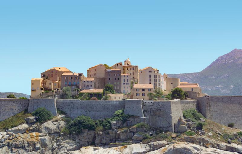 Córcega Francia Calvi © Croisi Europe - Córcega, la isla de la belleza