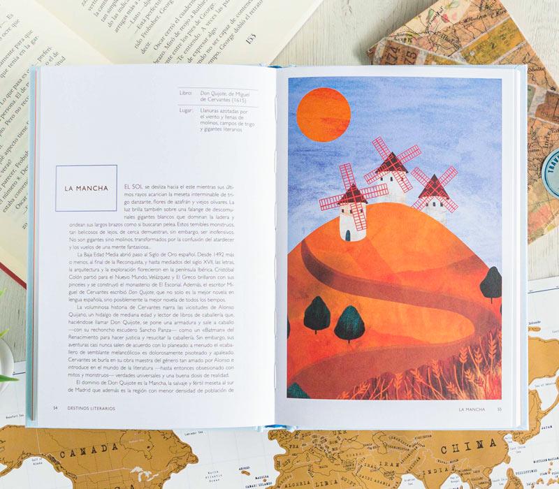 Destinos Literarios de Sarah Baxter Libros para el viajero Anaya Touring 2 - Libros para el viajero: 'Destinos Literarios', de Sarah Baxter