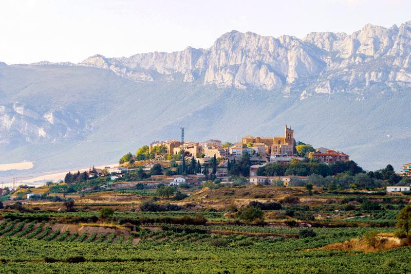 Laguardia La Rioja alavesa - La ruta del vino de Rioja Alavesa sinónimo de naturaleza