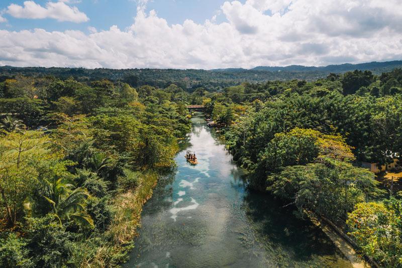 Martha Brae River Jamaica - El itinerario ideal de tus vacaciones en Jamaica