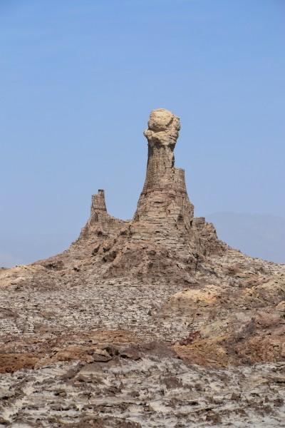 montaña etiopia danakil © Annerose Mehnert - Depresión del Danakil Etiopía