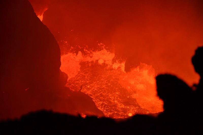 volcan lava etiopia danakil © Annerose Mehnert - Depresión del Danakil Etiopía