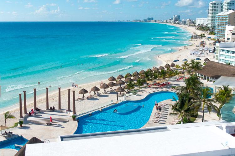 Cancún México - Unas vacaciones medio pagadas por los destinos, un nuevo plan turístico