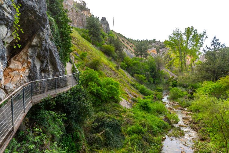 Desfiladero de Yecla Burgos - La localidad burgalesa de Santo Domingo de Silos aspira a ser Capital del Turismo Rural 2020