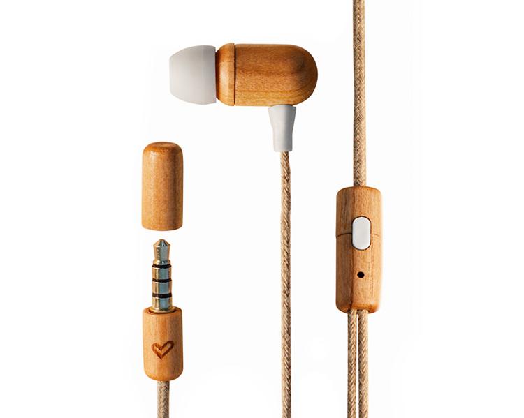 Energy Sistem ECO Cherry 5 - Energy Sistem da la bienvenida a la música sostenible con su nueva gama Eco Audio