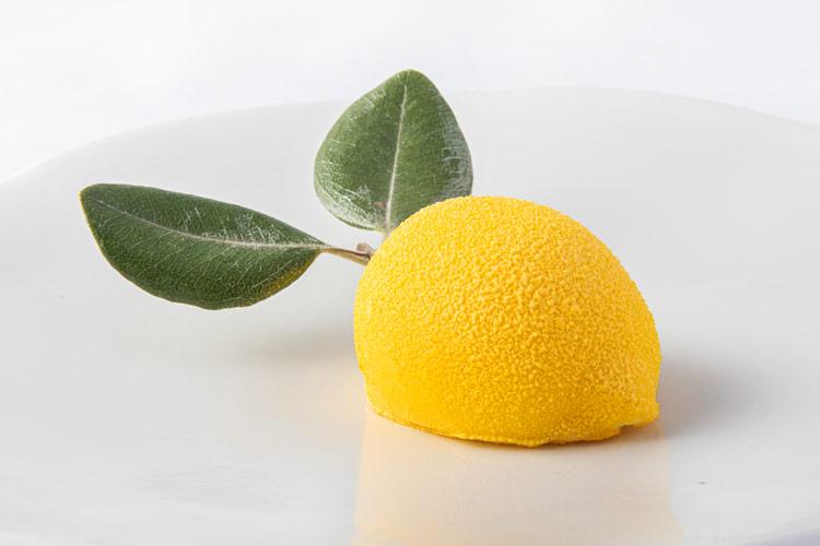 Limón homenaje a Cédric Grolet 2 Restaurante Éleonore - Éleonore, la propuesta gastronómica a los pies del mar Cantábrico