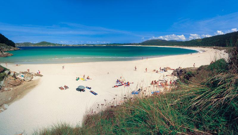 Playa San Jorge Ferrol Galicia España © Ovidio Aldegunde Alvarez - Recorrido playero para este verano, en Ferrol