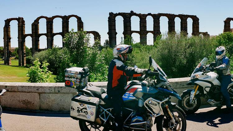 Acueducto Mérida Badajoz Ruta Vía de la Plata - Redescubriendo la Ruta Vía de la Plata