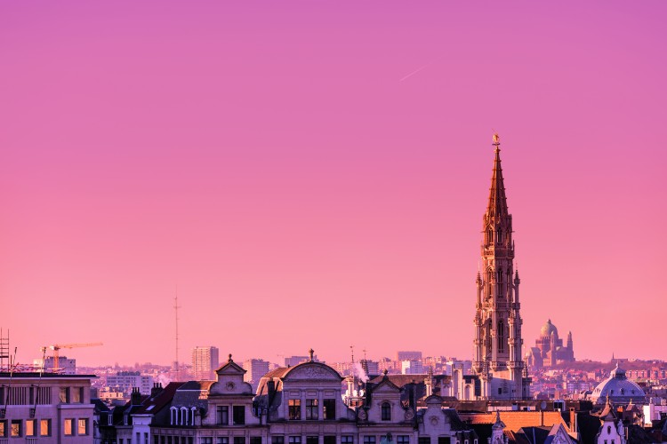 Bruselas Panorámica © VisitFlanders - Bélgica: Bruselas; La capital del chocolate