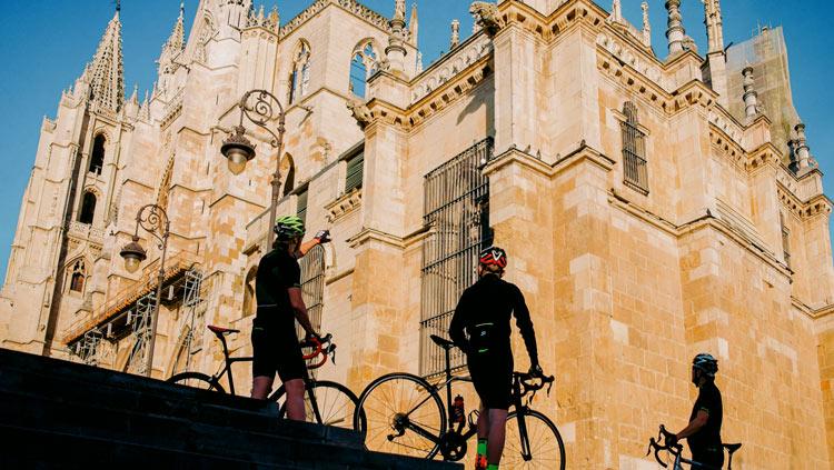 Catedral León Ruta Vía de la Plata - Redescubriendo la Ruta Vía de la Plata