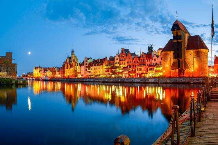 Gdańsk Polonia - Polonia, un destino aún por descubrir