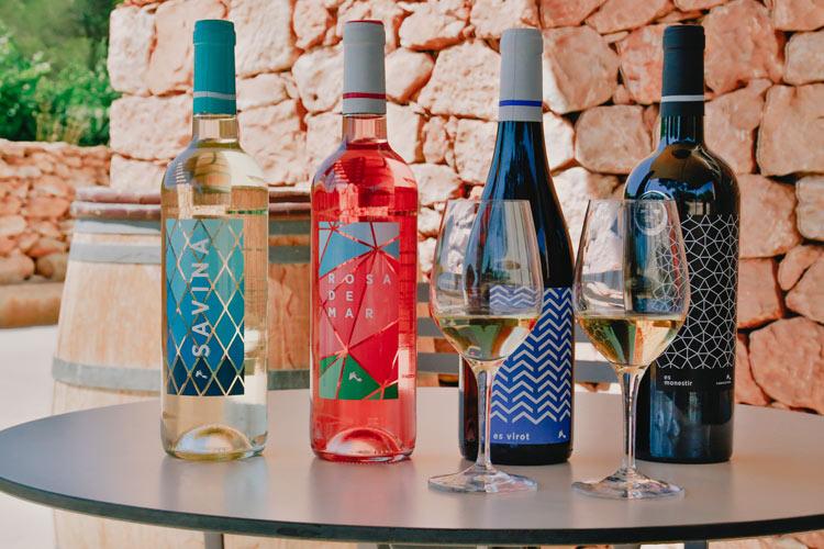 Vinos de la bodega Terramoll Formentera - Ruta de vinos... por Formentera
