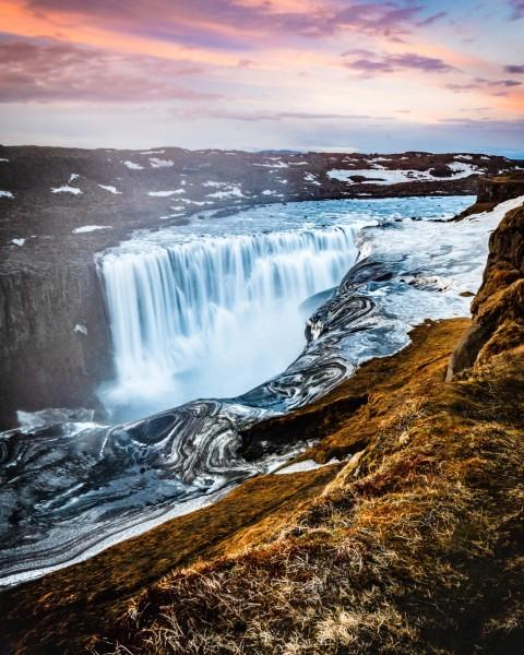 cascada Dettifoss Norte de Islandia © Ben Klea - Norte de Islandia,  8 planes de energía, magia y tranquilidad