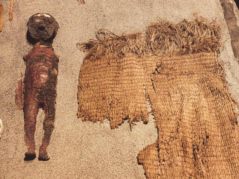momia museo valle de azapa Peru - Chinchorro, en busca de la cultura milenaria