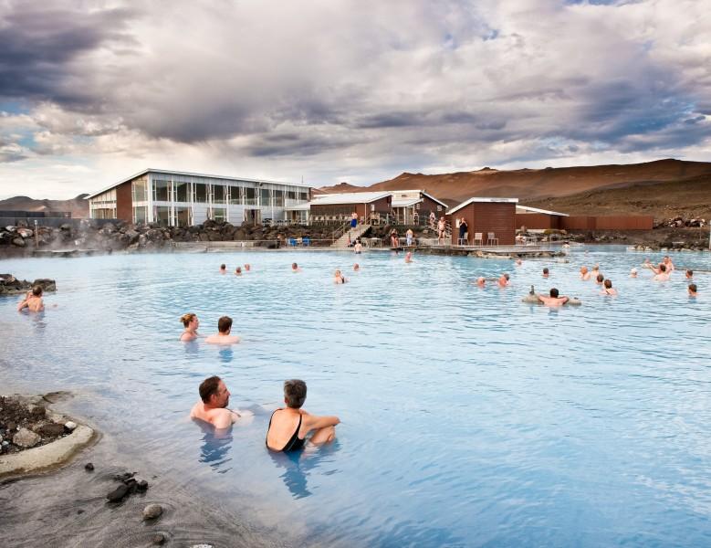 piscina Myvatn baños naturales Norte de Islandia - Norte de Islandia,  8 planes de energía, magia y tranquilidad