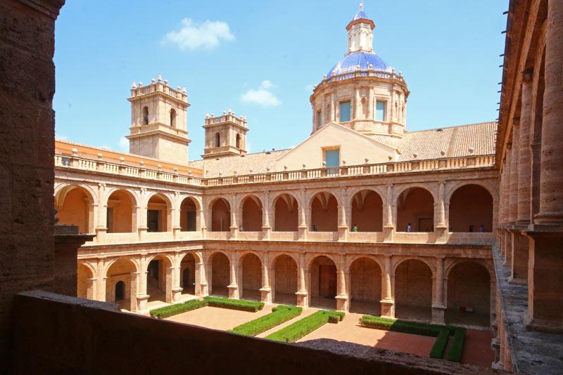 Monasterio de San Miguel de los Reyes Valencia © Pablo  Casino  Visit València - Una ciudad 'de cine': Valencia