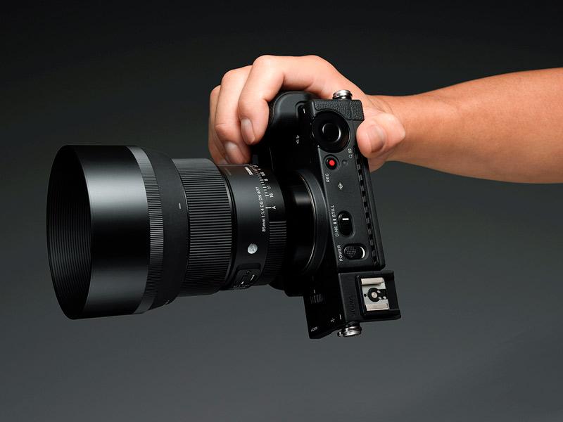Sigma 85mm