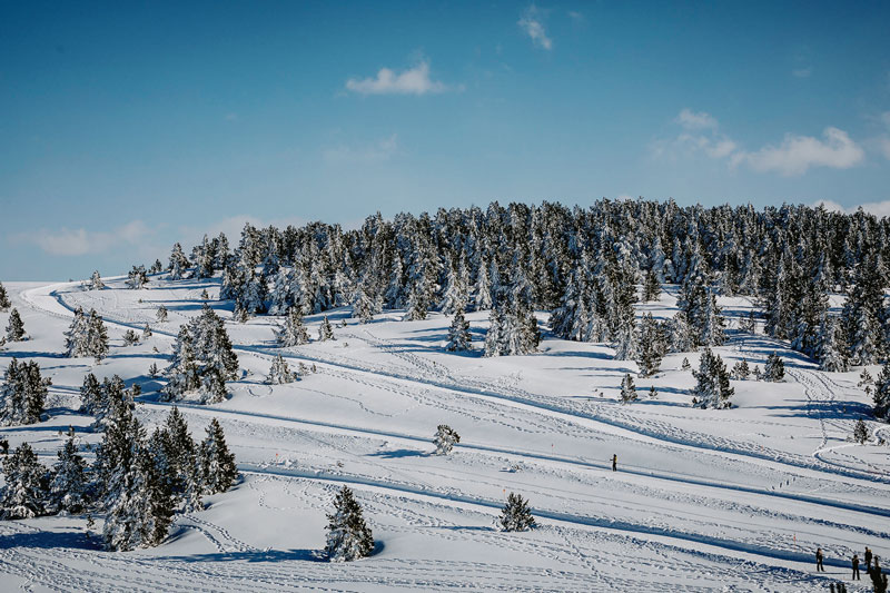 Pirineo francés, Beille