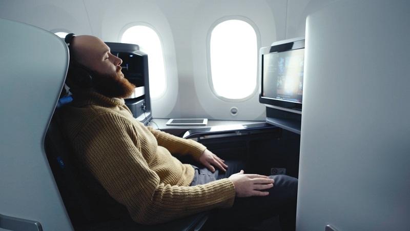 Air Europa entretenimiento a bordo