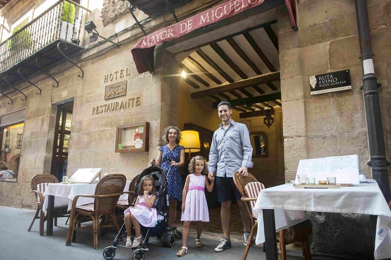 Ruta del vino de la Rioja Alavesa