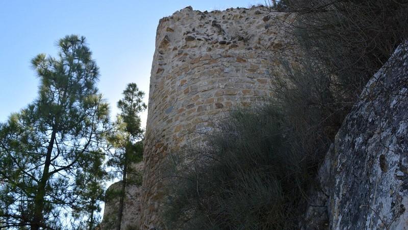 castillo de Cártama